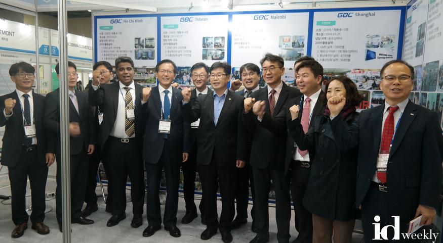191101 조광주 위원장, 2019 대한민국 우수상품 전시회 참석.JPG