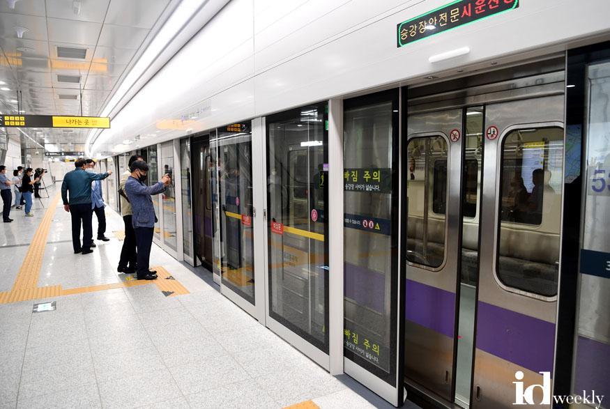 하남시 지하철 5호선 1단계 개통 초읽기, 프레스투어 개최(4).jpg