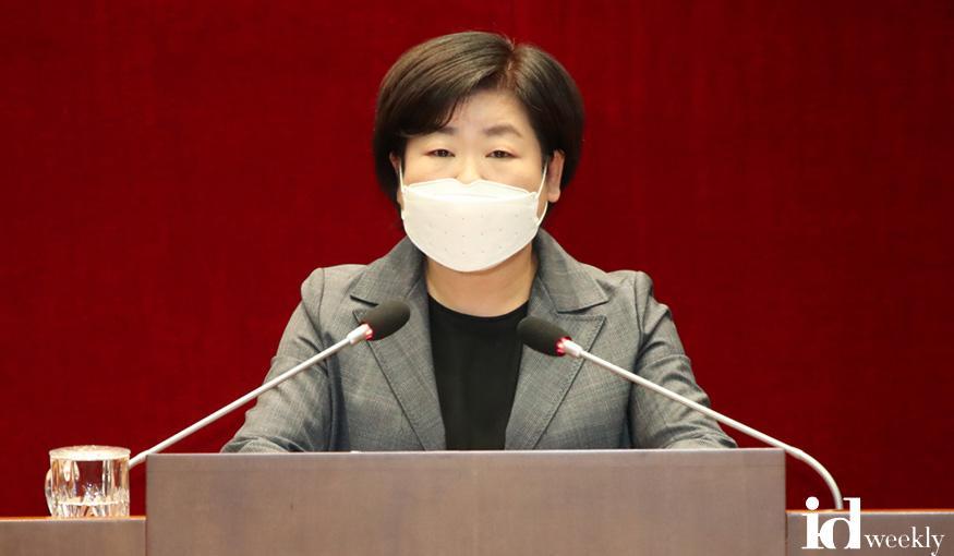 2020-10-12-성남시의회 제258회 임시회 제1차 본회의 5분자유발언(박경희의원).jpg